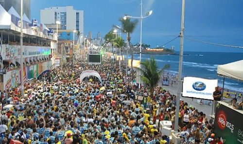 Carnaval em Salvador da Bahia (in 10 days!!!)