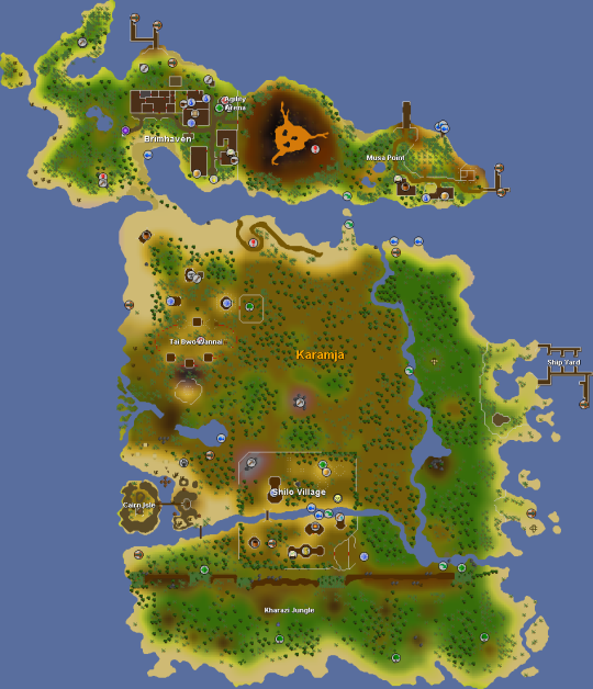 Where is your favorite place in #runescape? #osrs #runescape ...
