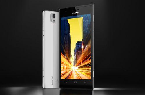 El Huawei Ascend P2 con LTE Categoría 4 es el smartphone 4G más rápido del mundo, capaz de alcanzar velocidades de hasta 150 Mbps.