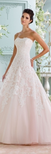 where to buy baby pink wedding dresses