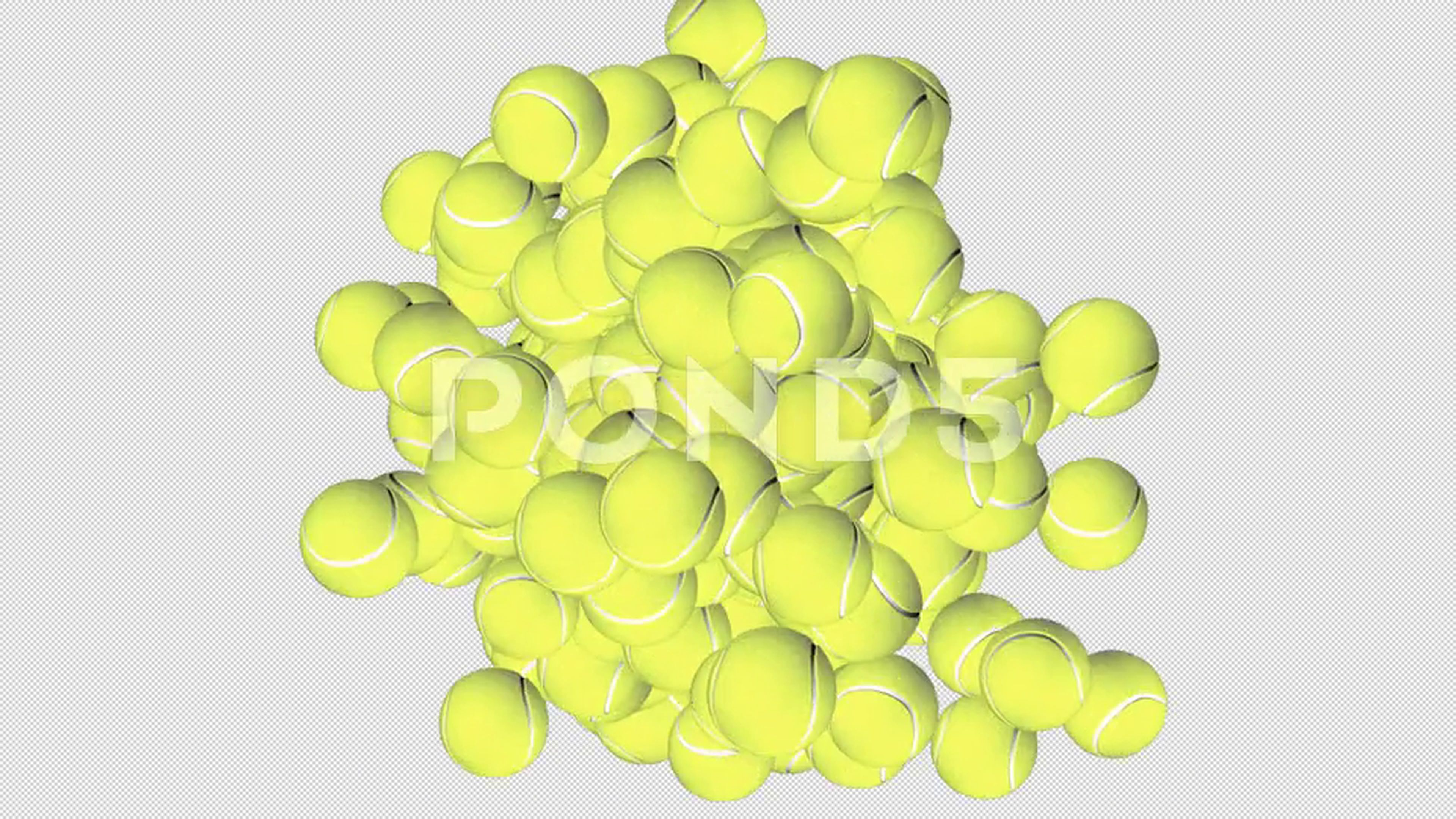 Advanced Tennis Balls Explosion Full Ultra Hd 4k Rgb Alpha Transparent Stock Footage Explosion Full Ultra Advanced Tennis Balls Explosion Ball