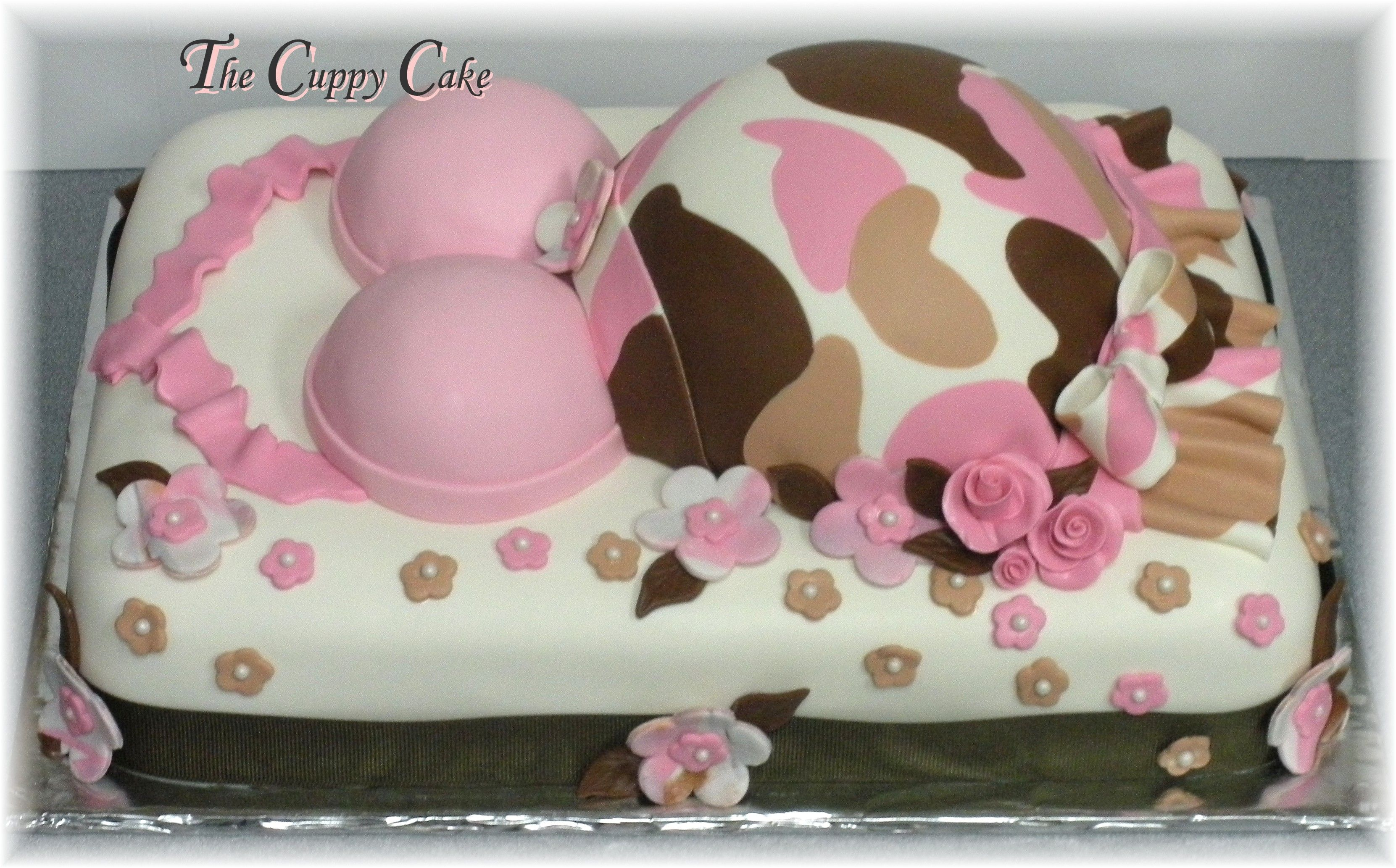 camouflage baby shower | Pink Camo - Cake Decorating Community - Cakes We  Bake