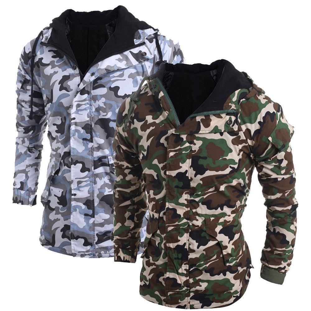 camuflage jacke weiß laden