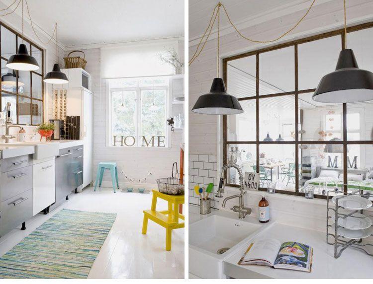 scandinavian interior design - Scandinavian kitchen, Scandinavian interiors and Interiors on ...