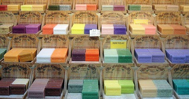 Herbes de Provence Soap Collection, Saintes-Maries-de-la-Mer, France by _Zinni_, via Flickr