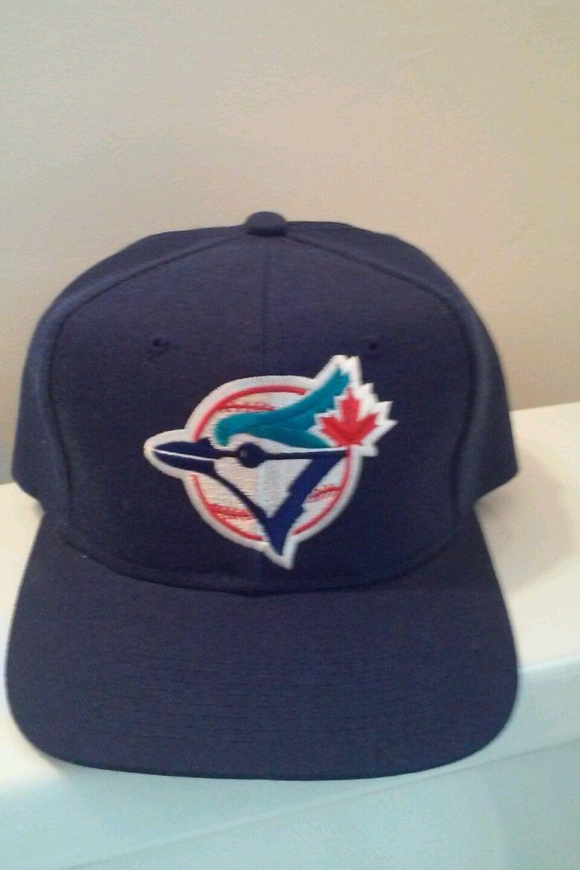 1b87ca8b4 Vintage Toronto Blue Jays Snapback Hat Made by Sports Specialties ...