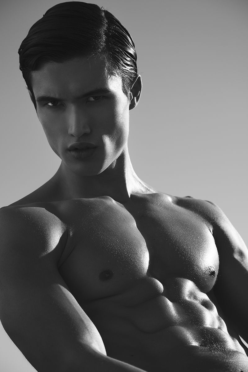 Charles Melton by Brent Chua | I love, Love him and Hair