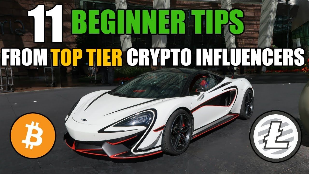 Cryptocurrency Beginner Tips from TOP Tier Crypto