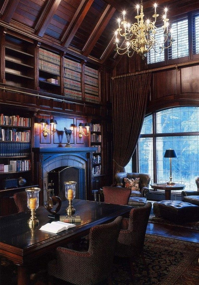 Amazing Home Libraries: 35+ AMAZING HOME LIBRARY IDEAS FOR YOUR HOME