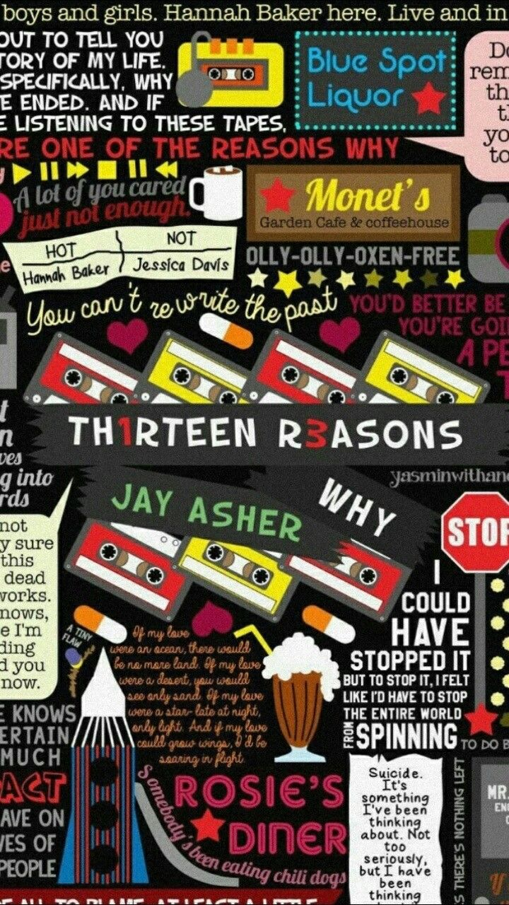 13 Reasons Why Libro Español Yeah Yeah 13 Reasons Why