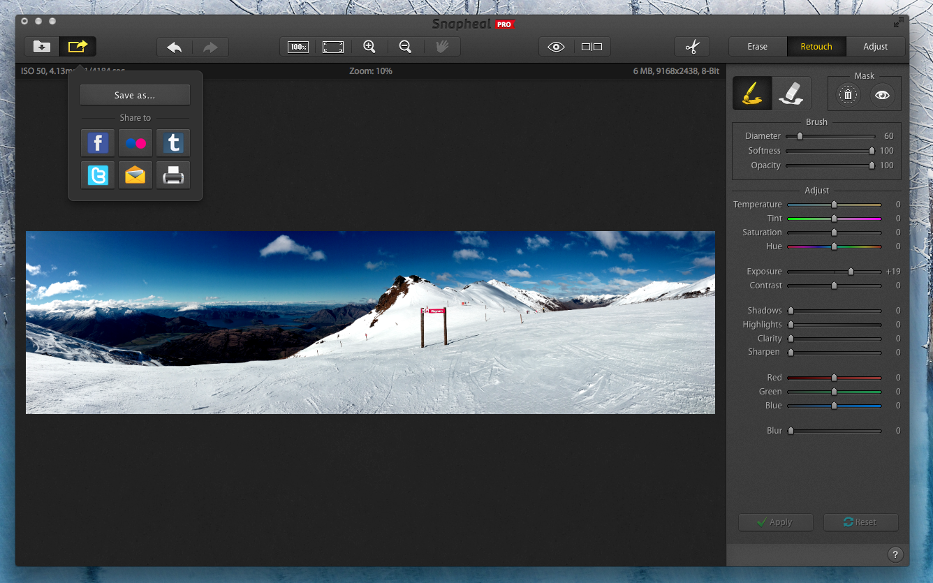 Snapheal Pro For Mac