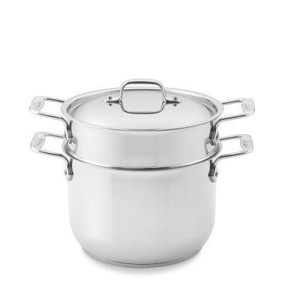 All Clad Gourmet Accessories Pasta Pot 6 Qt Home Ideas