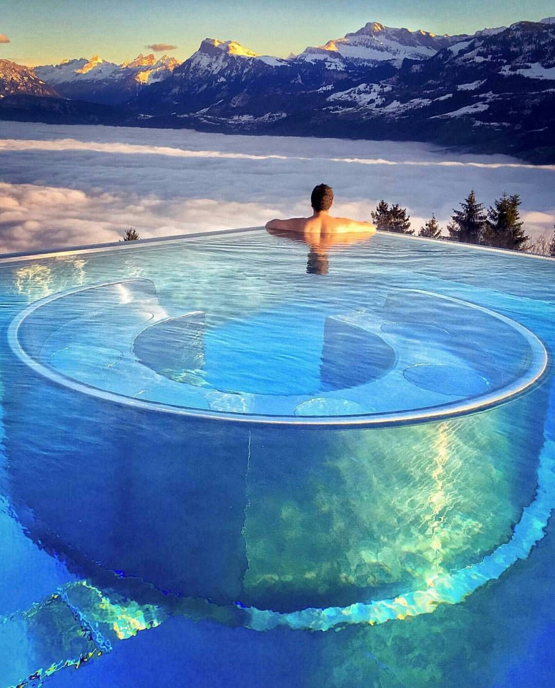 Best Hotel In Switzerland With Infinity Pool Hotel Villa Honegg Above The Clouds Sennarelax Hotel Villa Honegg Villa Honegg Switzerland Hotels