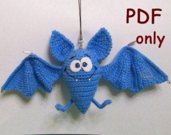 Amigurumi Caterpillar : Caterpillar amigurumi crochet pattern funny monsters amigurumi