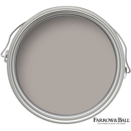 Farrow & Ball No.267 Dove Tale - Exterior Egg Shell Paint - 750ml