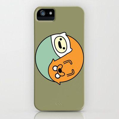 Adventure Time Yin-Yang / Jake-Finn from Society6