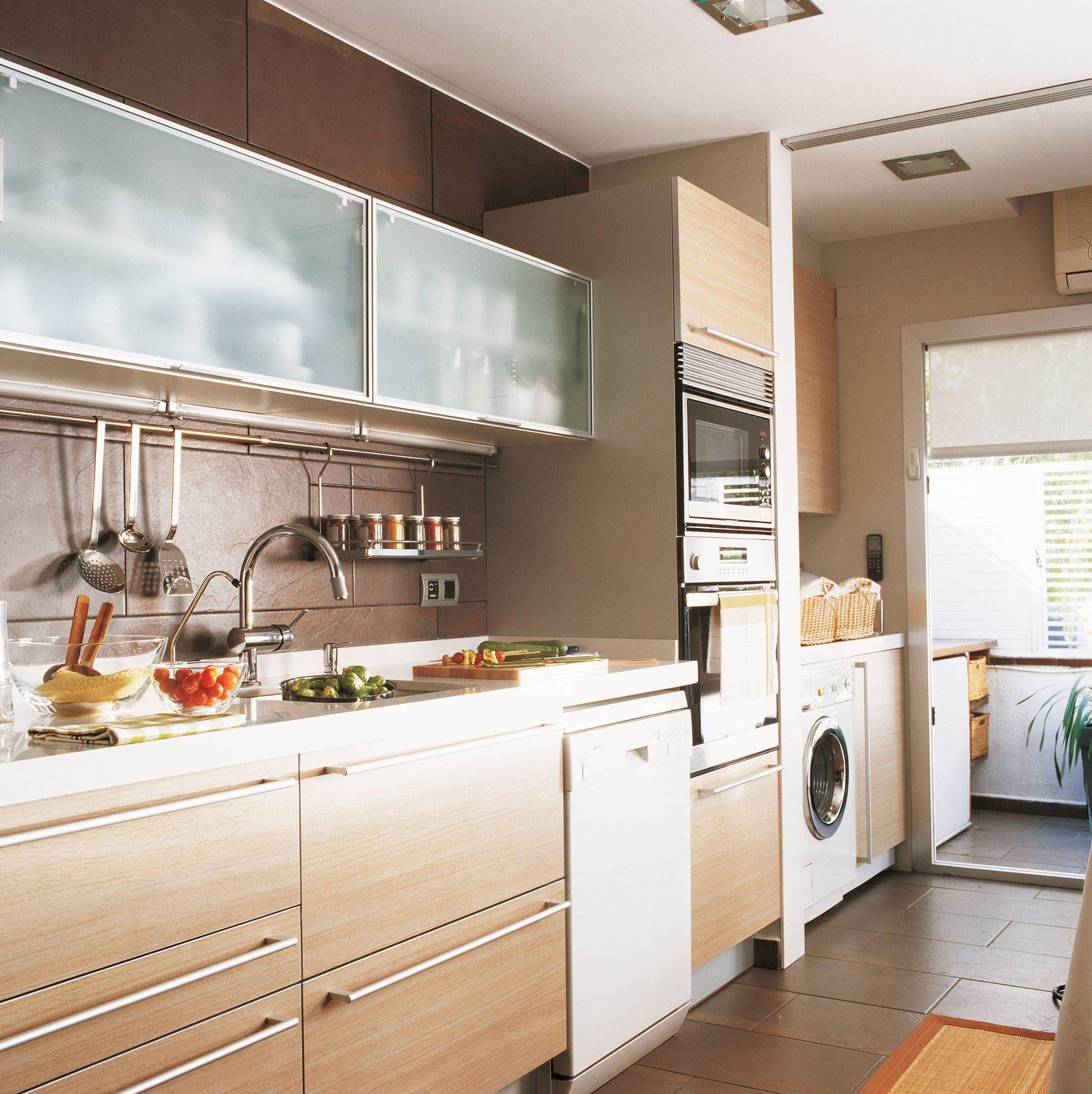Dale un vistazo a la caldera en 2019 | Cocinas | Cocina con lavadero ...