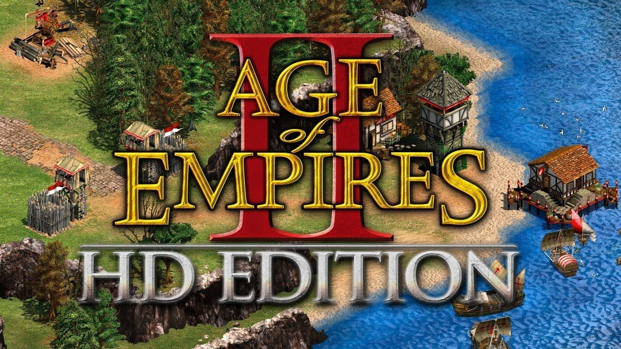 Age Of Empires 2 Hd 1v2 With Images Age Of Empires Free Pc