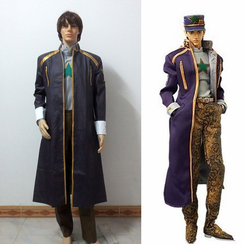 Click to Buy << JoJo\'s Bizarre Adventure Jotaro Kujo Halloween ...