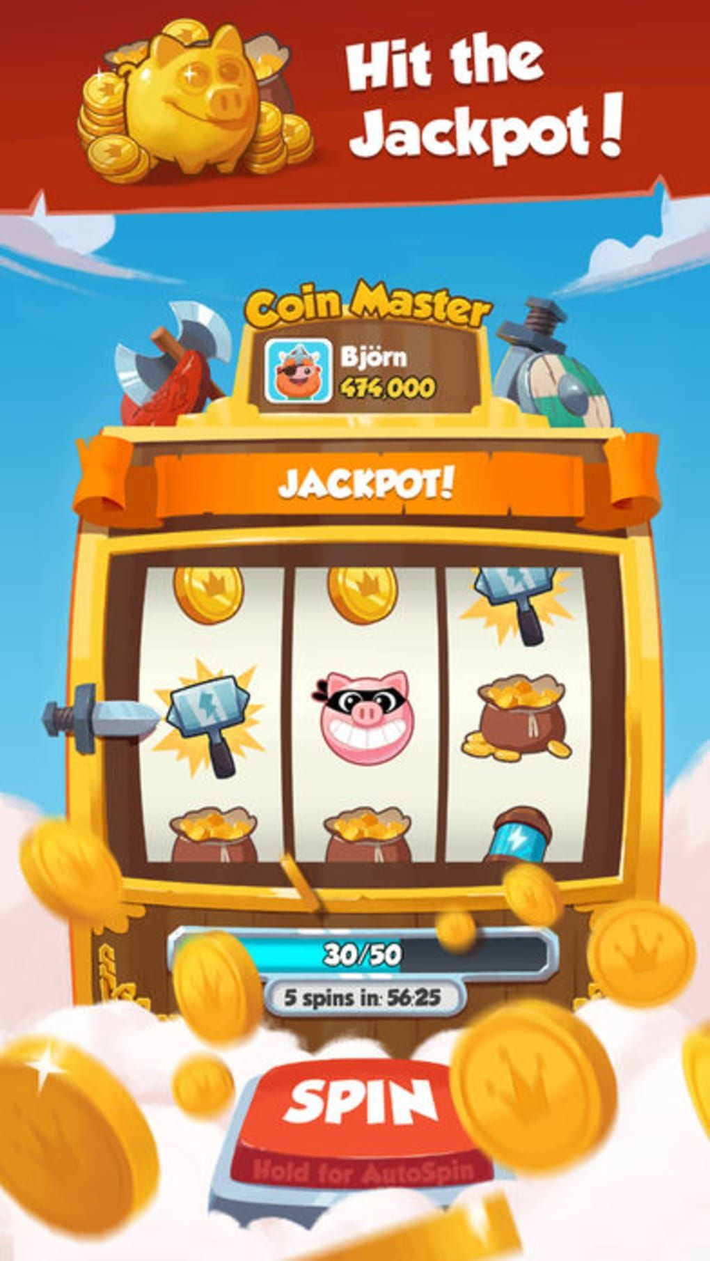 Free Coin Master Spins Links 04/02/2020 125114