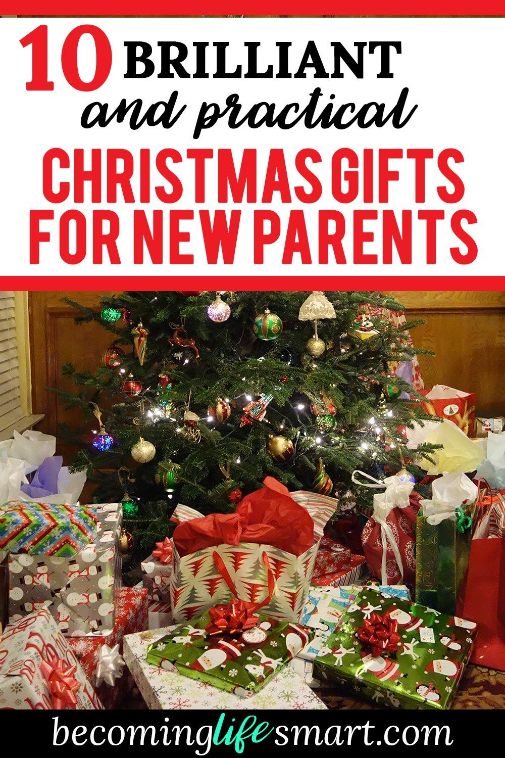 10 Brilliant And Practical Christmas Gifts For New Parents | {Best ...