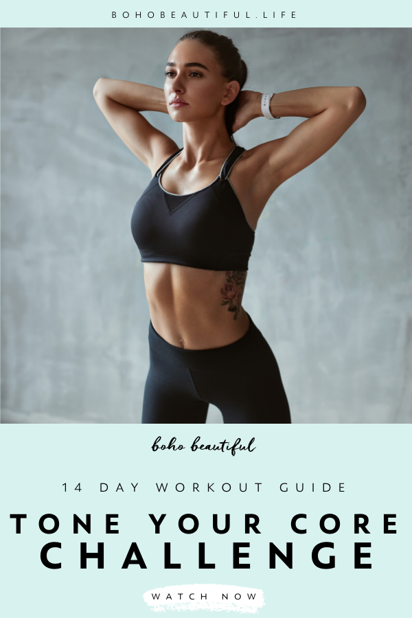 14 Day Abs Challenge for Stunning Results | Boho Beautiful Life | If you are ready to sculpt, tone,...