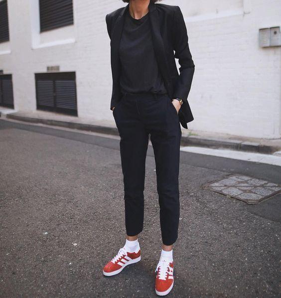 Classiche ma non troppo: le sneakers | Outfit da maschiaccio ...