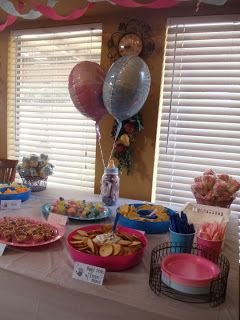 So Lovely Creations: Baby Gender Reveal Party