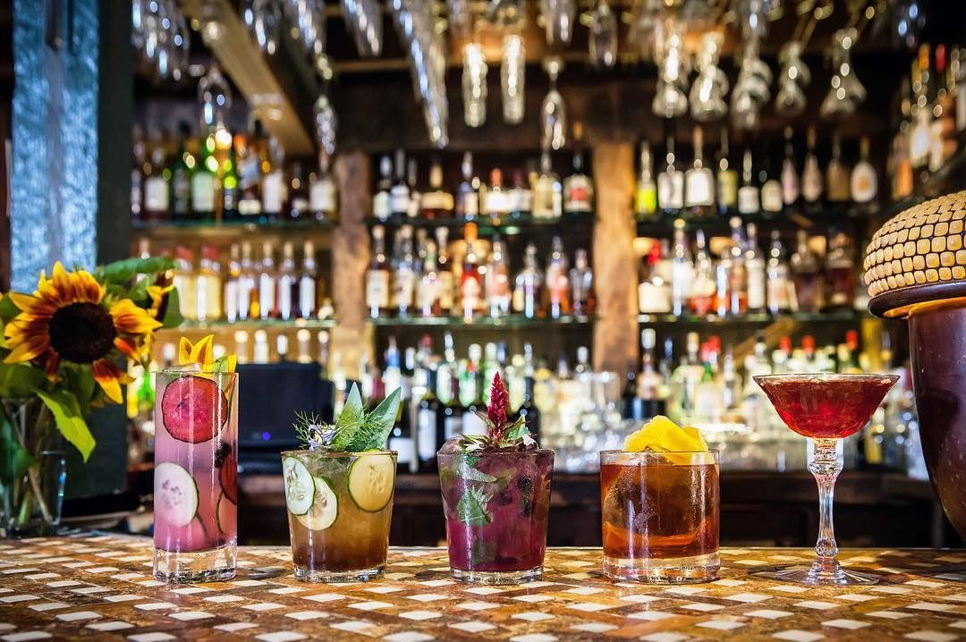 Cocktail central! See where to get the best cocktails in #NapaValley {link in bio} #VisitNapaValley by visitnapavalley