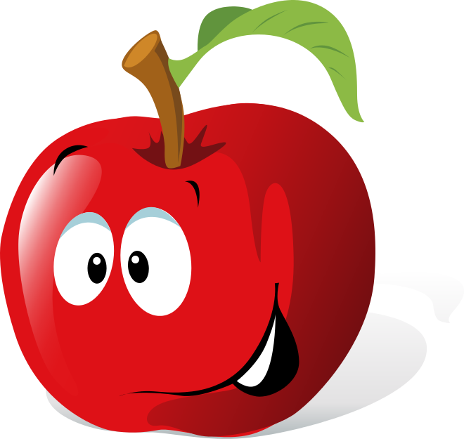 Vegetables Cartoon Faces