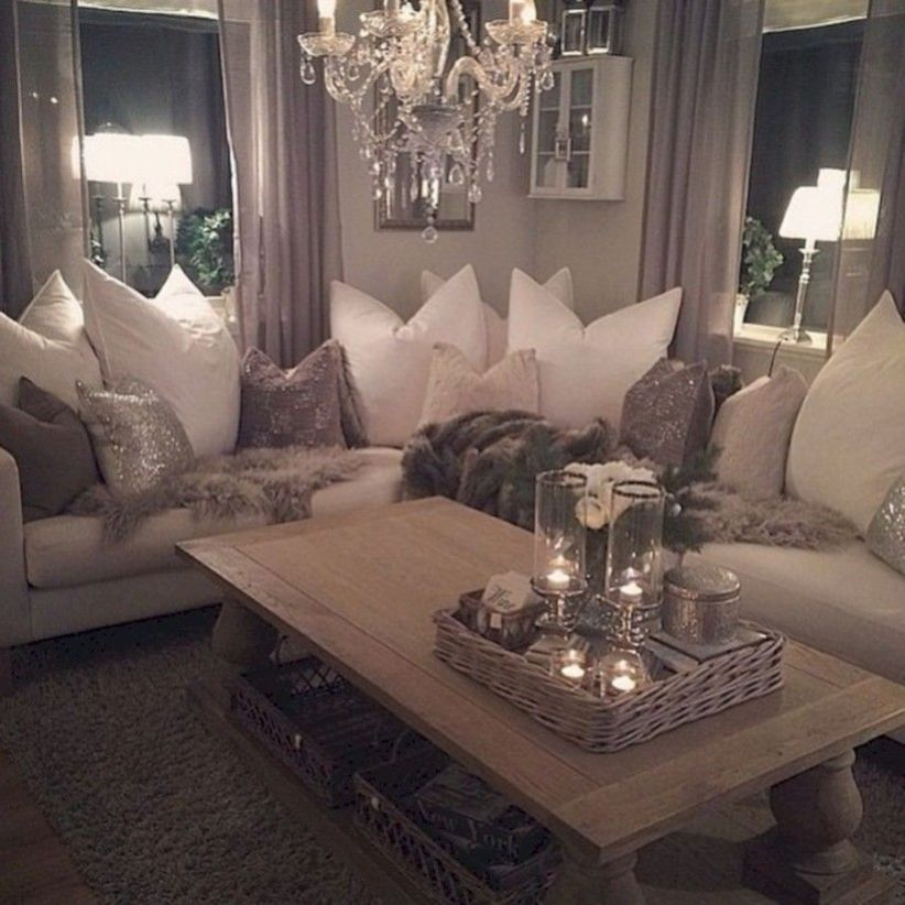 Shabby Chic Living Room Decor Ideas