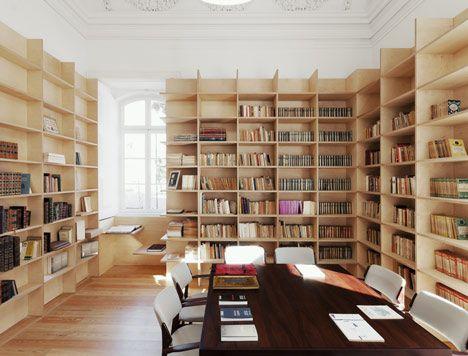 Study Joinery (Image: Joao Mendes Ribeiro)
