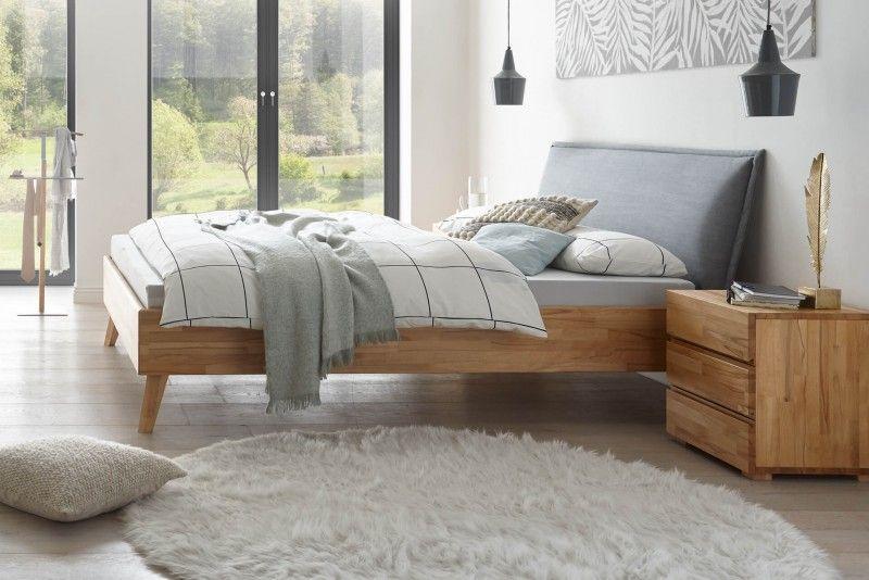 Wasserbett Bettrahmen Woodline Premium 23 Kopfteil Cussina