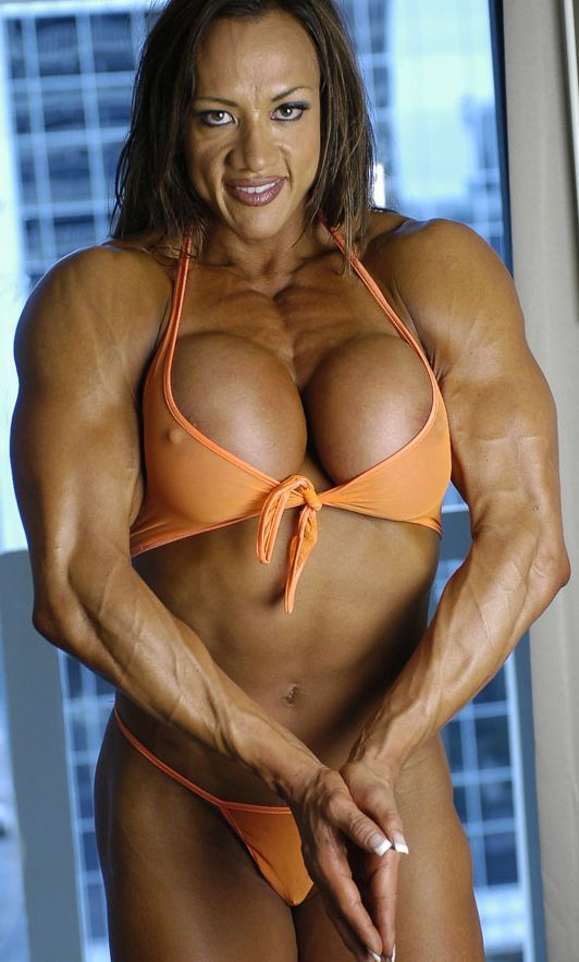 Was body building woman sexy