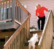 How To Add Stairs An Existing Deck We Will Need Do This So Good Know