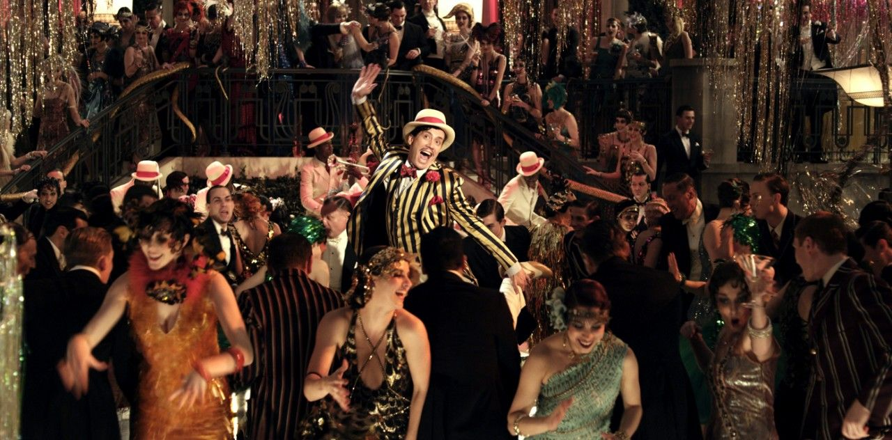 The Party - Great Gatsby