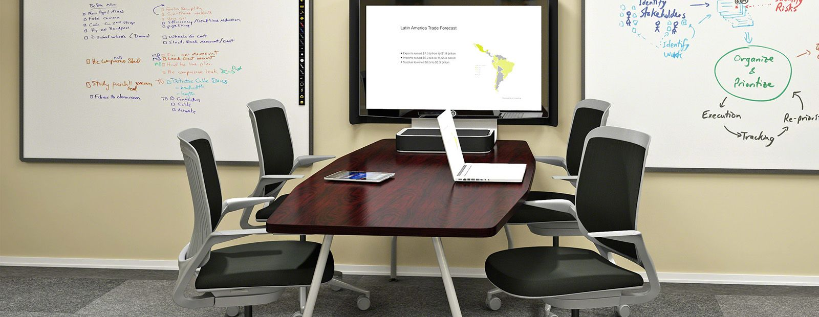 Learning and Training Spaces Workspace gallery image