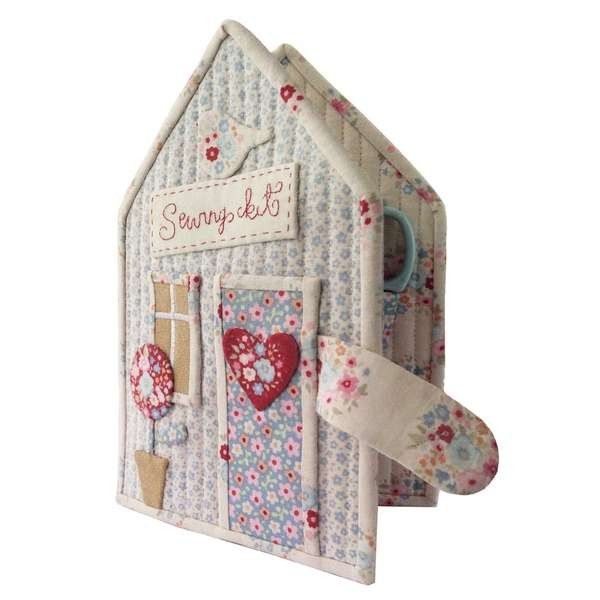 Book Cover Sewing Kit : Tilda sweetheart house sewing kit houses pinterest