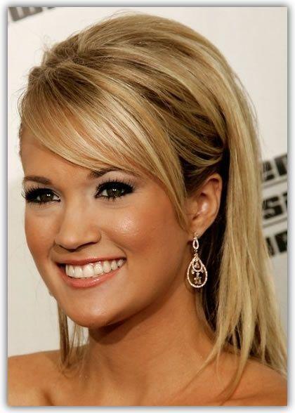 Tease Your Hair Teased Hair Carrie Underwood Hair Hair Styles