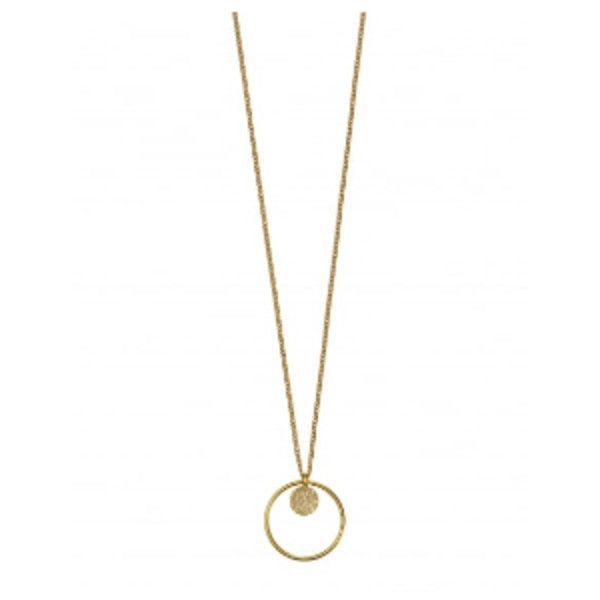 Gold long new nordic pendant necklace 51 liked on polyvore gold long new nordic pendant necklace 51 liked on polyvore featuring jewelry aloadofball Image collections