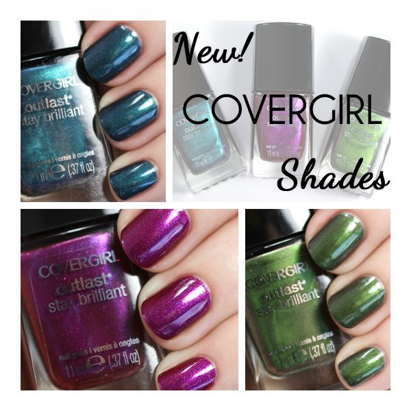 Nail Polish Colors For Spring 2015