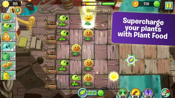 Plants vs. Zombies™ 2 Apk + Data v3.1.1 (Mod. Coins/Gems/Keys/Unlocked) » BUFFER | BUFFER