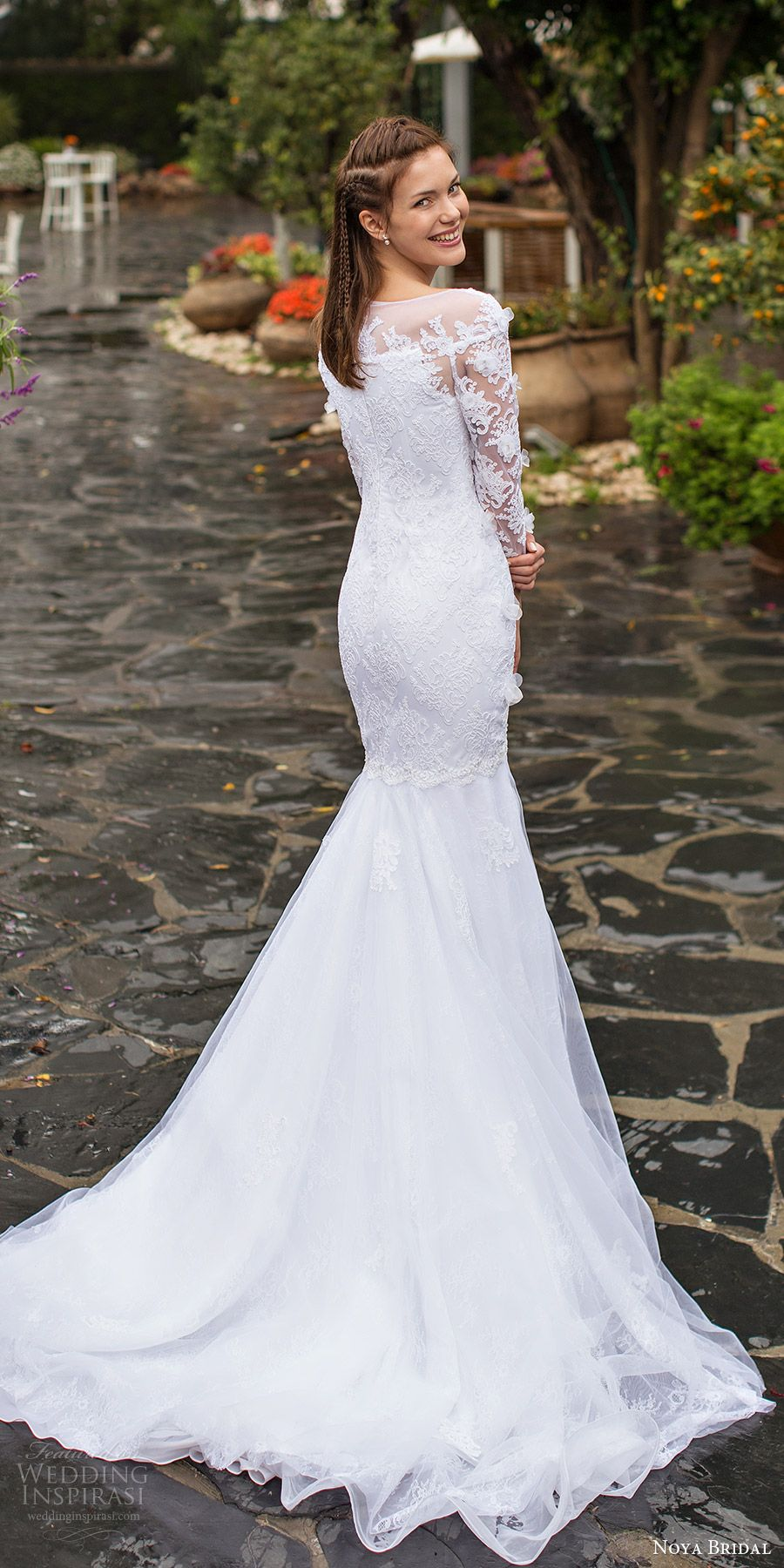 Noya bridal aria collection wedding dresses wedding dress noya bridal 2016 aria collection is filled with a plethora of lovely wedding dresses featuring a playful feel and a romantic aesthetic ombrellifo Images