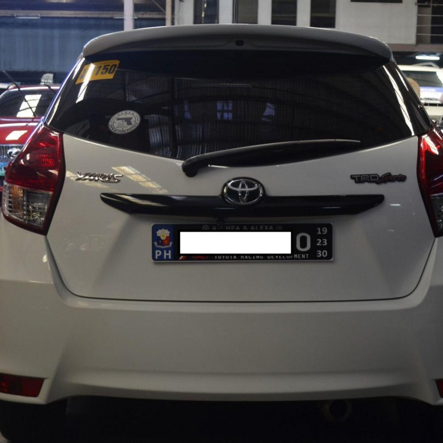 2016 Toyota Yaris Yaris Toyota Cars For Sale