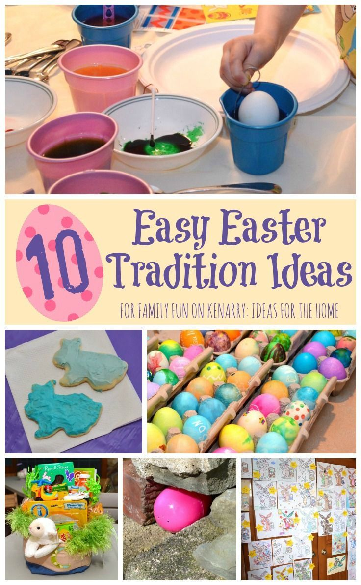 Easter party 10 ideas for creating family traditions easter party easter party 10 ideas for creating family traditions easter party easter baskets and easter negle Gallery