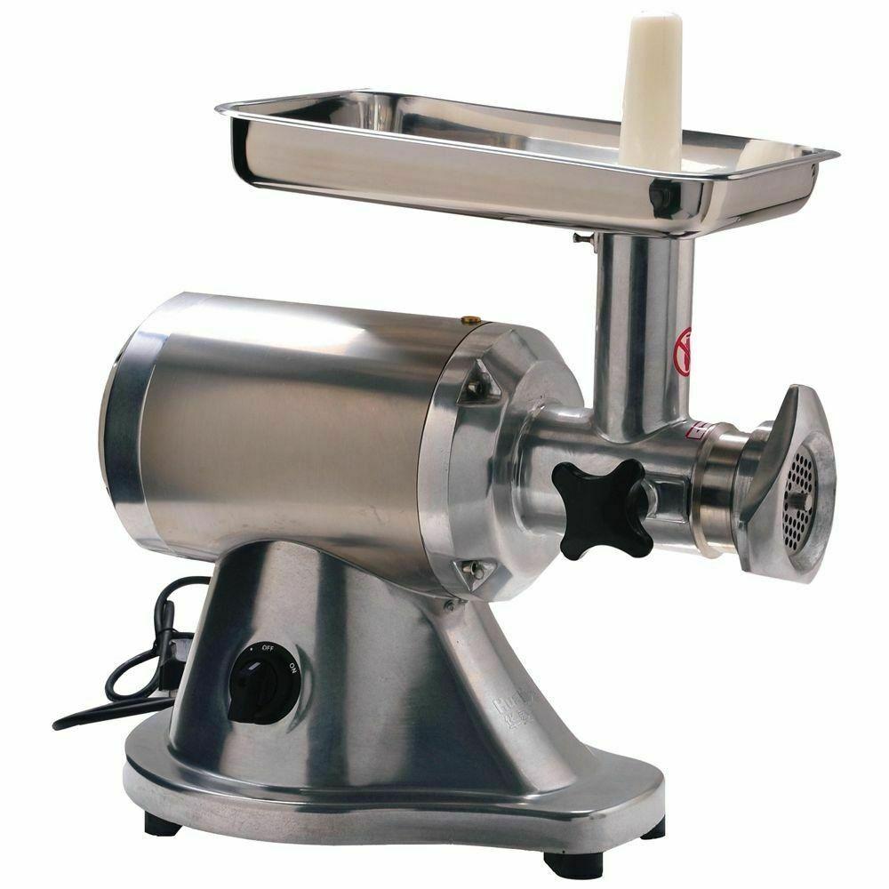 Alpha mm12n commercial meat grinder meatgrinder