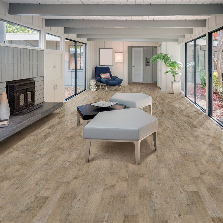 Shop Pergo Max 5 36 In W Prefinished Maple Locking Hardwood Flooring Uptown At Lowes Com