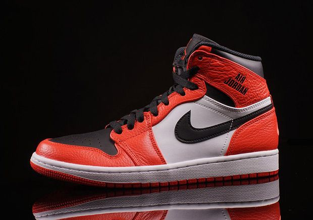 8fb3a2ae7cab7e The Air Jordan 1 Rare Air Max Orange (Style Code  332550-800) is now  available from select retailers for  140 featuring alternate  Air Jordan   branding.