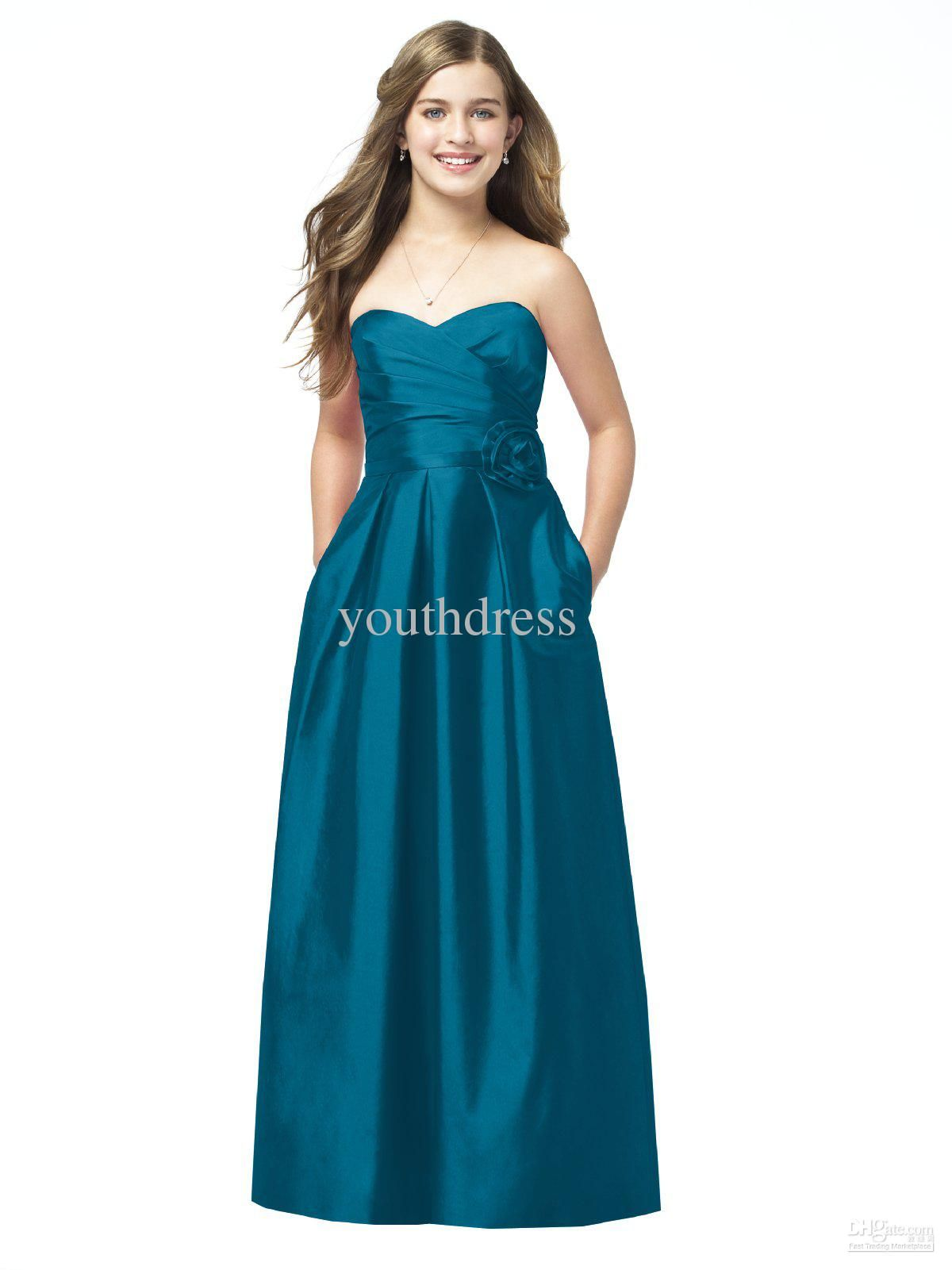 Junior+Bridesmaid+Dresses+for+Girls | Junior Bridesmaid Dresses ...