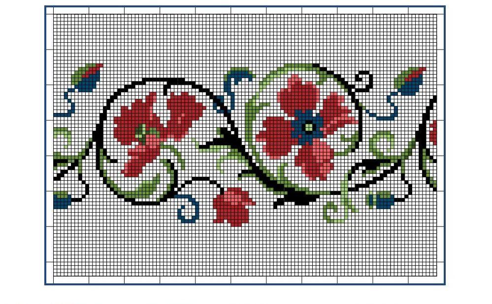 Pin Von Katie Currell Auf Bees Cross Stitch 3